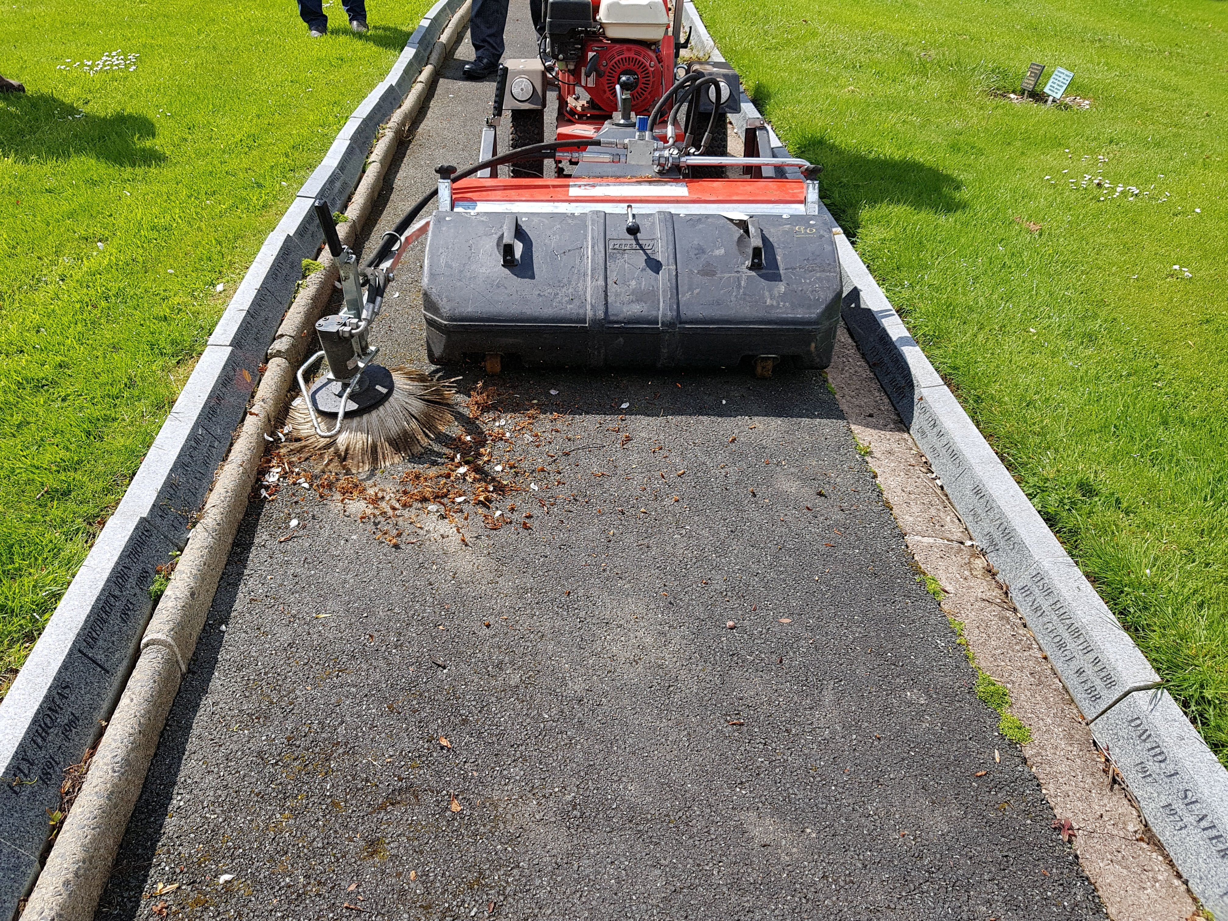 Reinstating Kerb Appeal  - Cover Image