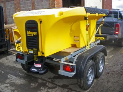Inbody Spreaders (Auger)