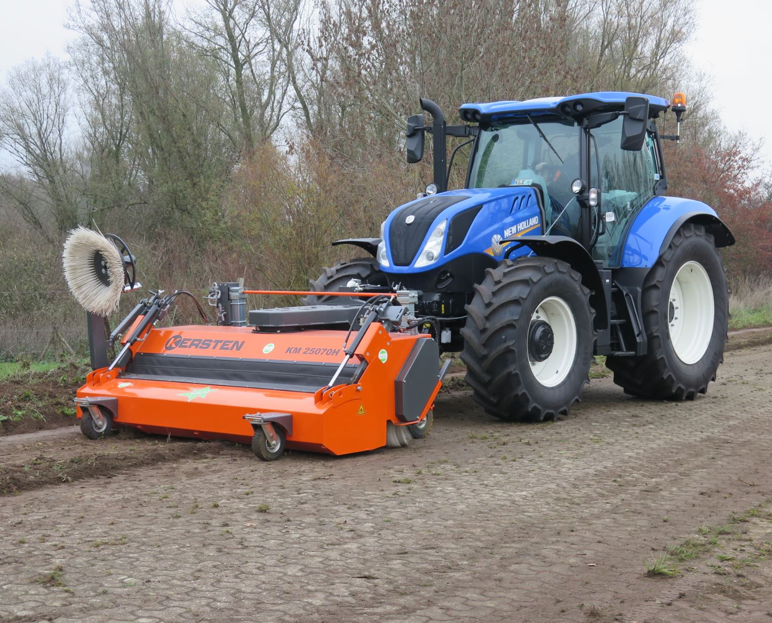 Kersten UK Tractor Attachments - Cover Image