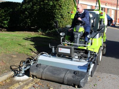 Case Study: Sweeper for Grillo FD 13.09 - Cover Image