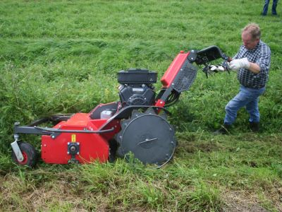 RoughCutter - Dedicated flail mowers