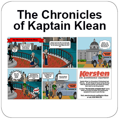 The Chronicles of Kaptain Klean