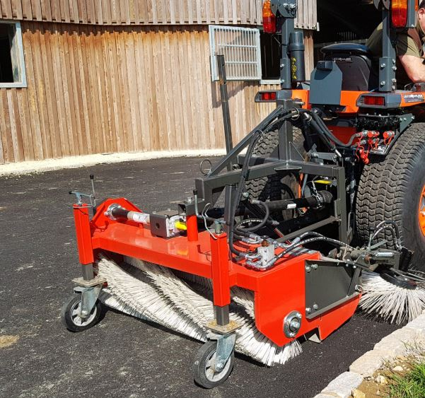 Tractor Mounted Rear PTO Sweepers
