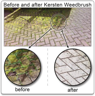 Moss Brushes, Weed Brushes & Weed Rippers - What's the  difference? - Cover Image