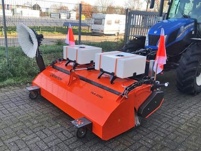 Front Mounted Sweepers 70-130HP